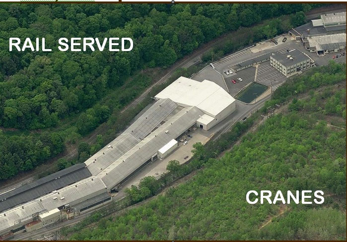 2022 Axemann Rd, Bellefonte, PA 16823 – 500,000SF 28′ ceiling height