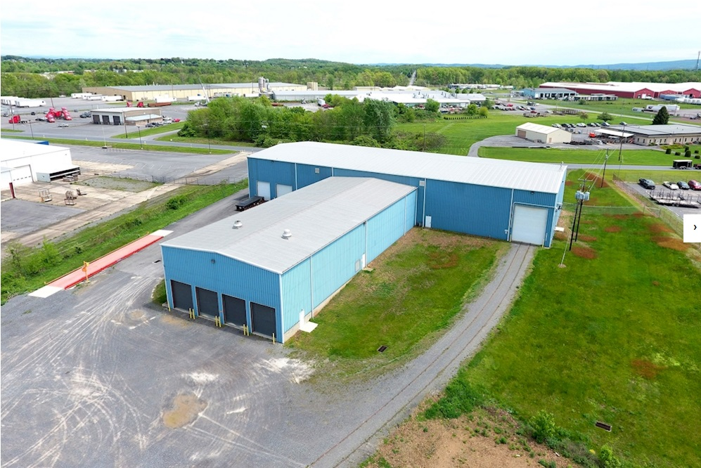 117 N Industrial Park Rd Milton PA – 22,480SF, 24′ Ceiling, 5 Acres