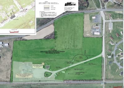 187 Sycamore Lane, Julian, PA 42kSF, 37 Acres, 1000′ rail siding