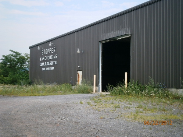 3357 Old Route 15, White Deer PA, 100kSF, 17-21′ Ceilings, 9+Acres