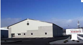 1019 North Vine Street Berwick PA – 10,000SF, 20′ Ceiling
