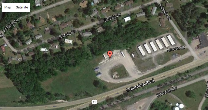 30 Lawton Street South Centre Township PA – 12 Acres Highway Commerical