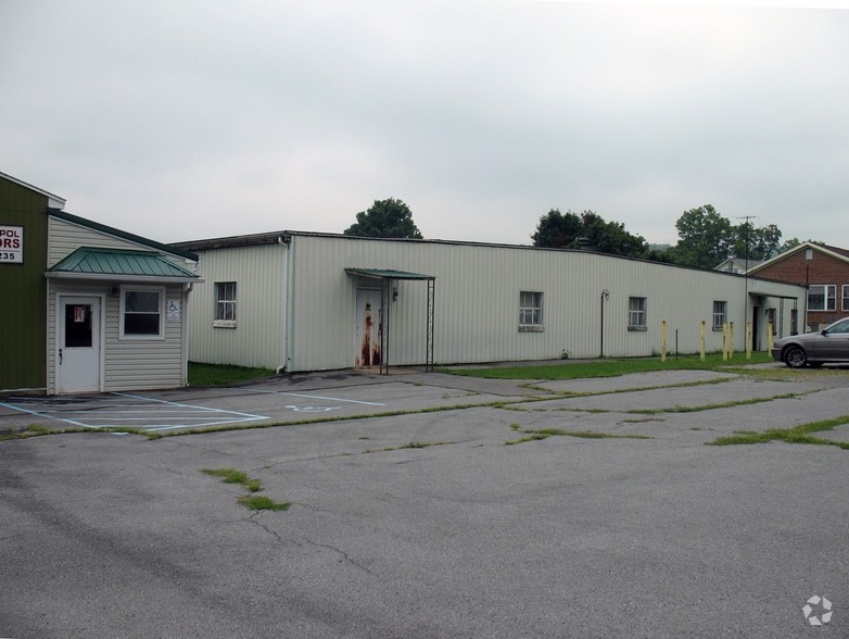 317 W Mulberry Alley, Beavertown PA – Industrial, 12,000SF, 12′ Ceiling