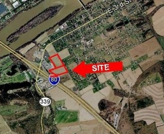 Rt 339 & West Street Mifflinville PA – 26 Acres Highway Commercial
