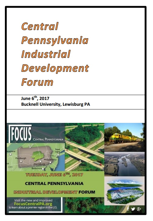 Central PA Industrial Development Forum Program