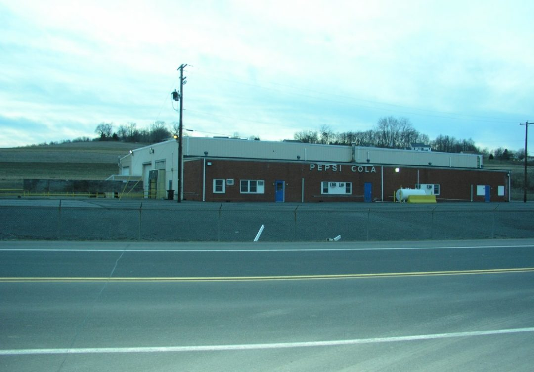 1524 Market St Selinsgrove PA – 15,000SF, 16′ Ceiling, 5 Drive In Doors