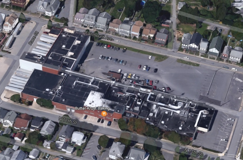 238 N 11th Street Sunbury PA – 55,000SF, Loading Docks