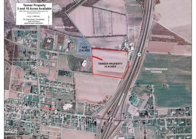 Lawton Lane, Milton PA – 14.5 Acres Industrial Park, Near I-80