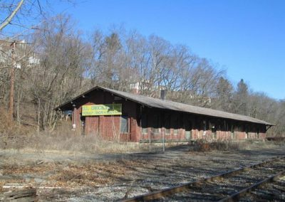 14 N. Canal St. Berwick PA – 6,000SF 1900s Bldg on 4 Acres