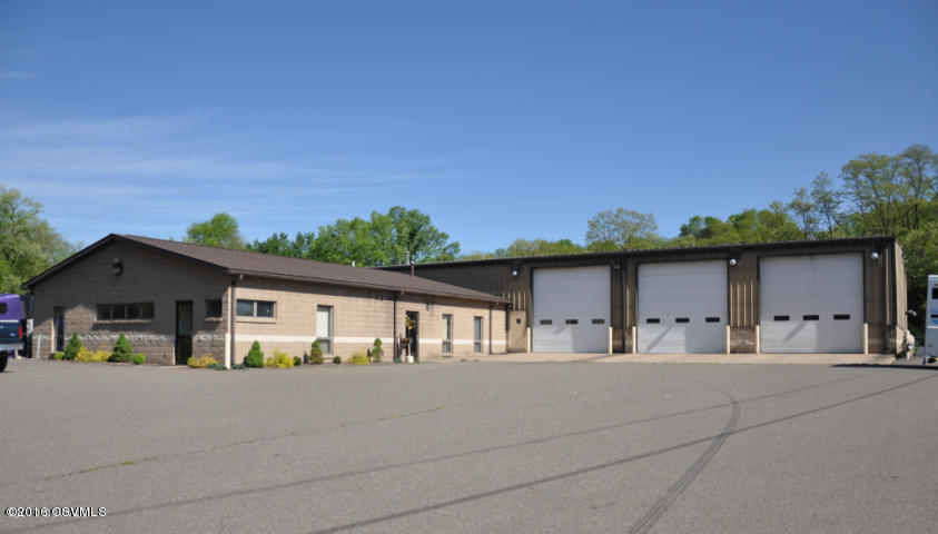 25 Ridge Road Bloomsburg PA – 19,325SF on 15+Acres near I-80