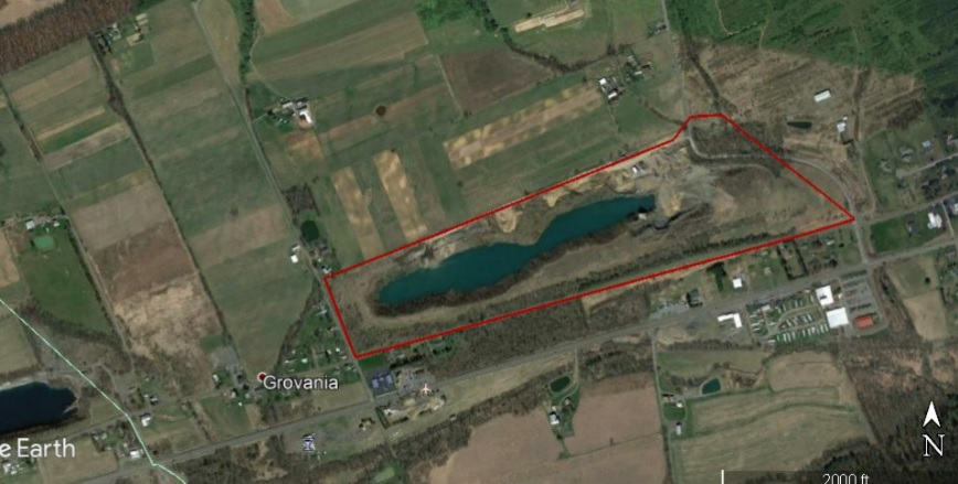 Quarry Road, Bloomsburg PA – 82 Acres of Commercial Land