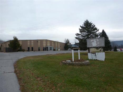 31 Industrial Park Rd, Lewistown PA – 23,000SF, 4 Acres, Clear Span, Industrial Park
