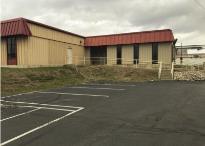 350 Railroad Street, Danville PA: 32,630SF Well-Maintained Office