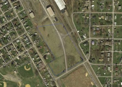 350 Railroad Street, Danville PA: 6 Industrial Acres, Rail Served with Infrastructure