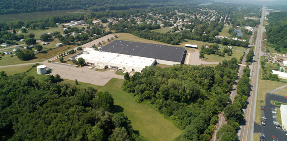 SEKISUI Polymer Innovations, LLC (formerly, KYDEX, LLC) Purchases the Former  RR Donnelley in Bloomsburg