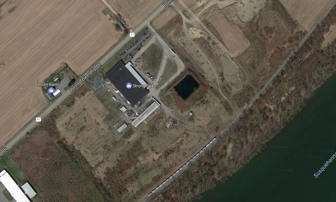 3204 Point Township Dr, Northumberland PA – 40 Acres, 1.5MG Reservoir