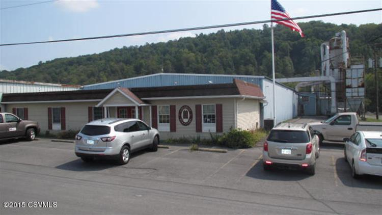 401 East Front Street Freeburg PA – 85,000 SF Industrial