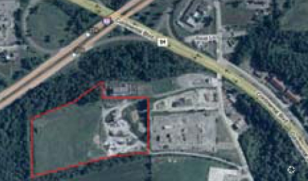 90 Old Valley School Rd Danville, PA – 28 Acres, Zoned Commercial, Prev Developed