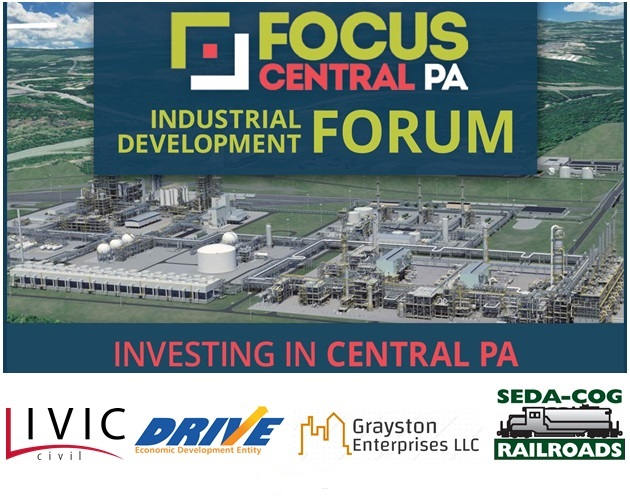 Focus Central PA to Host IDF 2021: Industrial Development Forum